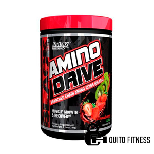 AMINO DRIVE STRAWBERRY 30 SERV