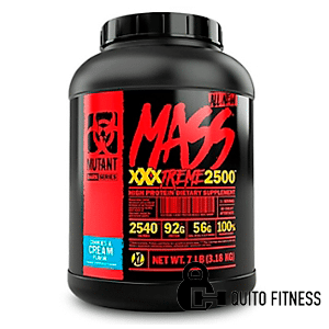 MUTANT MASS CHOCOLATE-COOKIES- VAINILLA 22LBS